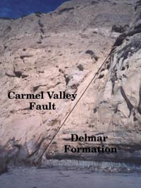 Carmel Valley Fault
